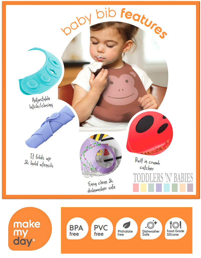 Make my day baby product features